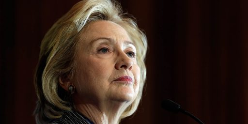 Hillary Remains At The Top, But Benghazi Is A Vulnerability