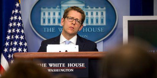 White House Press Secretary Jay Carney Stepping Down