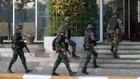 Thai Martial Law