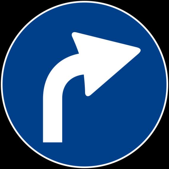TurnRightAhead