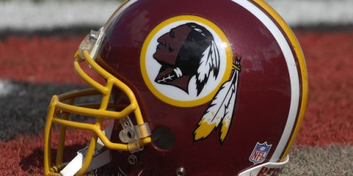 Federal Government Ends Effort To Strip Redskins Of Their Trademarks