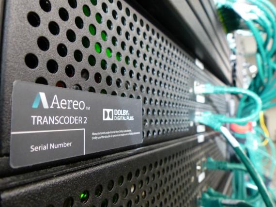 Aereo Transcorder