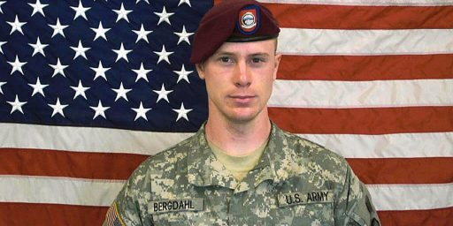 Army Will Investigate Desertion Charges Against Bowe Bergdahl