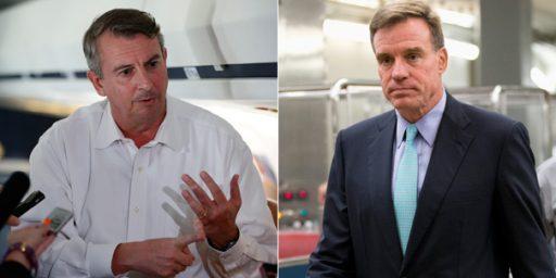 Virginia GOP Picks Ed Gillespie To Run Against Mark Warner