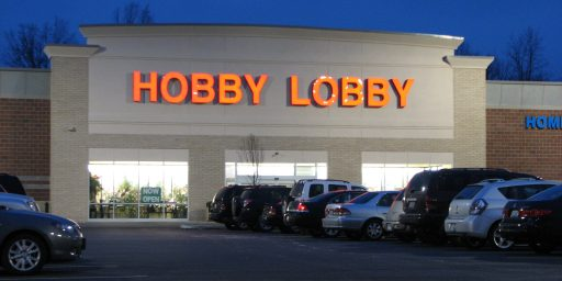 <em>Hobby Lobby</em> Is Not An Issue That Will Bring Voters To The Polls In November