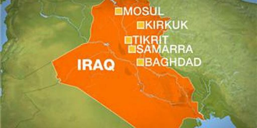 U.S. Alleges Syria Bombed ISIS Positions Inside Iraq