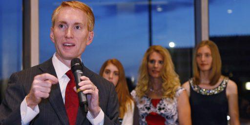 Oklahoma Congressman James Lankford Easily Defeats Tea Party Backed Challenger