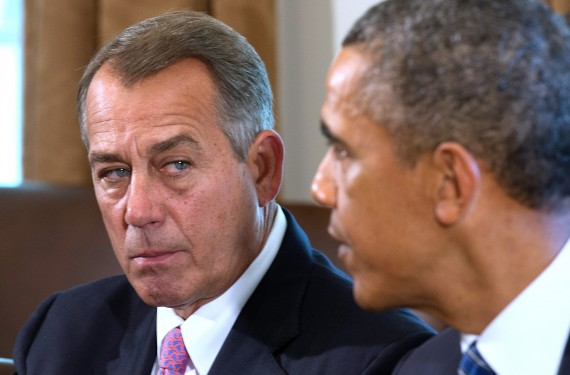 House Votes To Authorize Utterly Pointless Lawsuit Against President Obama