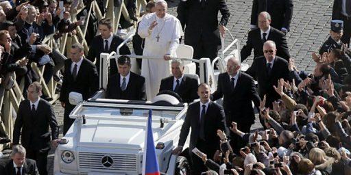 Leave The Church, Take The Canoli
