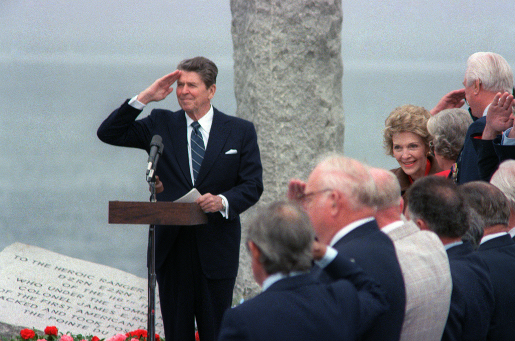 Reagan D-Day