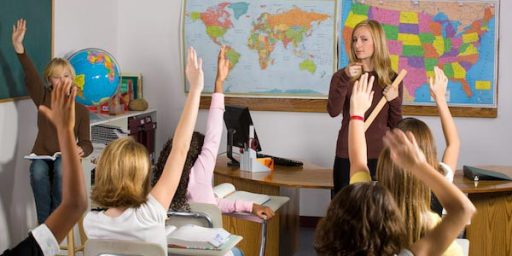 California Judge Rules Teacher Tenure Unconstitutional