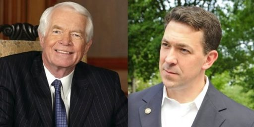 GOP Primary In Mississippi Heads Toward Runoff