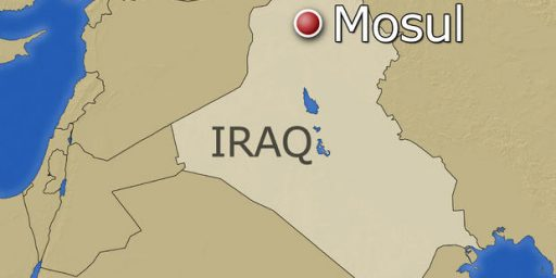 Insurgents Linked To Al Qaeda Capture Iraq's Second City