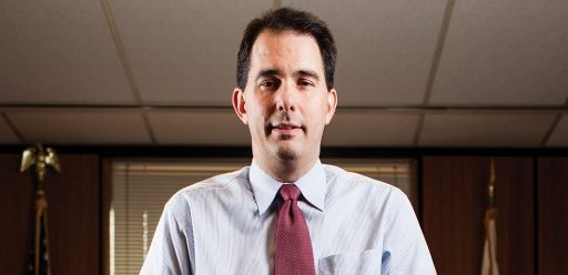 Is Scott Walker Too White To Get Elected?