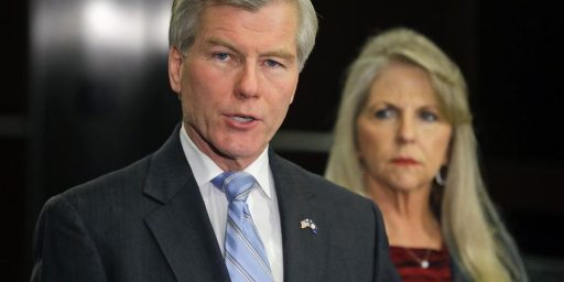 Bob McDonnell Trial Opens On A Pathetic And Sordid Note