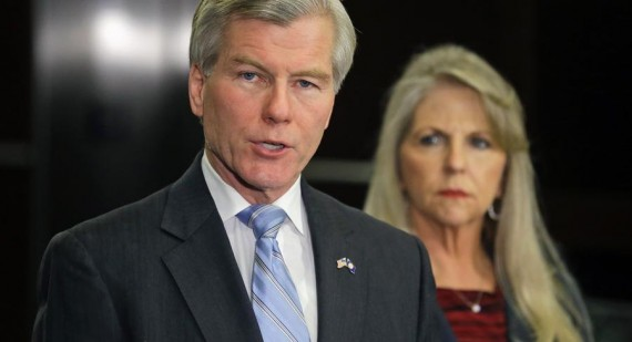 Supreme Court Appears Sympathetic To Bob McDonnell's Appeal