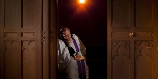 Louisiana May Jail A Catholic Priest For Refusing To Break The Seal Of Confession