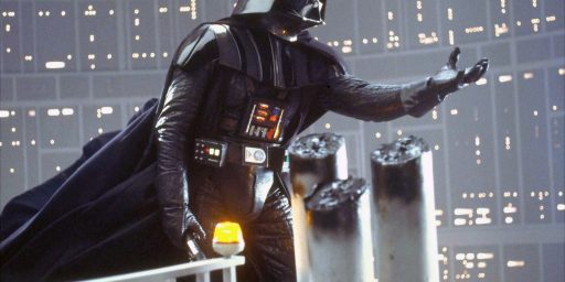 Darth Vader More Popular Than Anyone Who Might Run For President In 2016
