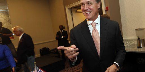 David Perdue Wins GOP Senate Primary Runoff In Georgia