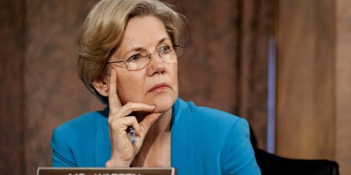 Elizabeth Warren Once Again Tells Us She's Not Running For President