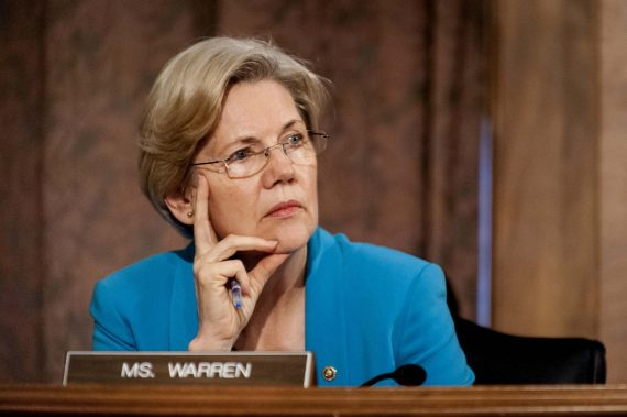 Elizabeth Warren's Own Donors Say They Wouldn't Support Her For President