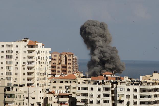 Gaza Attack 2