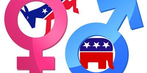 Republicans Still Have A Problem With Female Voters