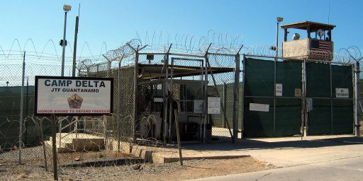 You Can Forget About Obama's Promise To Close The Guantanamo Bay Prison