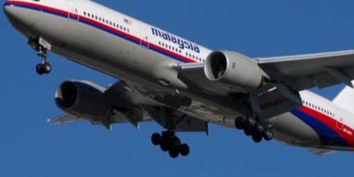 Malaysia Airlines 777 Crashes In Eastern Ukraine, May Have Been Shot Down