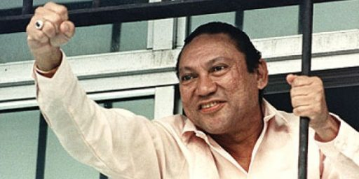 Manuel Noriega Suing Makers Of 'Call Of Duty'