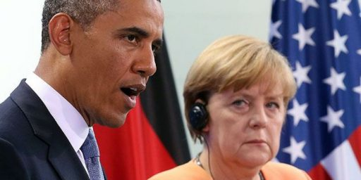 Germans Restrict Cooperation With The U.S. On Intelligence