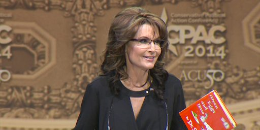 Alaskans Don't Think Much Of Sarah Palin