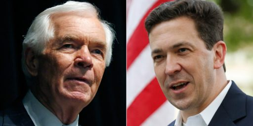Cochran Certified Winner Of Mississippi Runoff, But McDaniel Continues His Quixotic Campaign