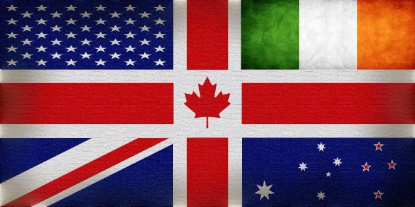 anglosphere