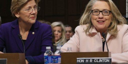 Obama Secretly Backing Warren Over Clinton, Declares Lying Hack