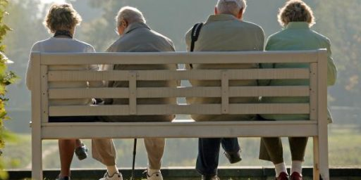 Germany Lowers Retirement Age
