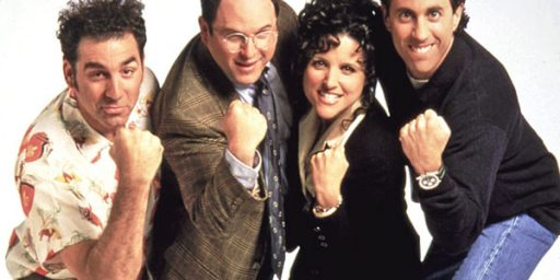 Seinfeld Is 25; Jerry Seinfeld is 60