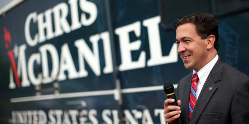 Mississippi Republican Party Refuses To Hear Chris McDaniel's Election Challenge