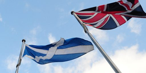 Scottish First Minister Calls For Another Scottish Independence Vote