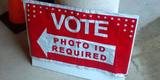 There's Little Evidence That Voter ID Laws Impacted The 2014 Elections