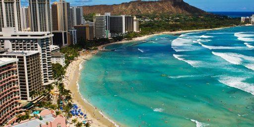 Hawaii's Governor Loses Democratic Primary, Senate Primary Too Close To Call