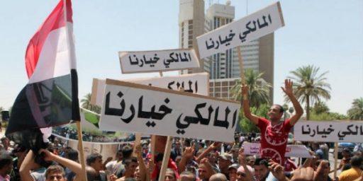No, Obama Isn't Seeking 'Regime Change' in Iraq