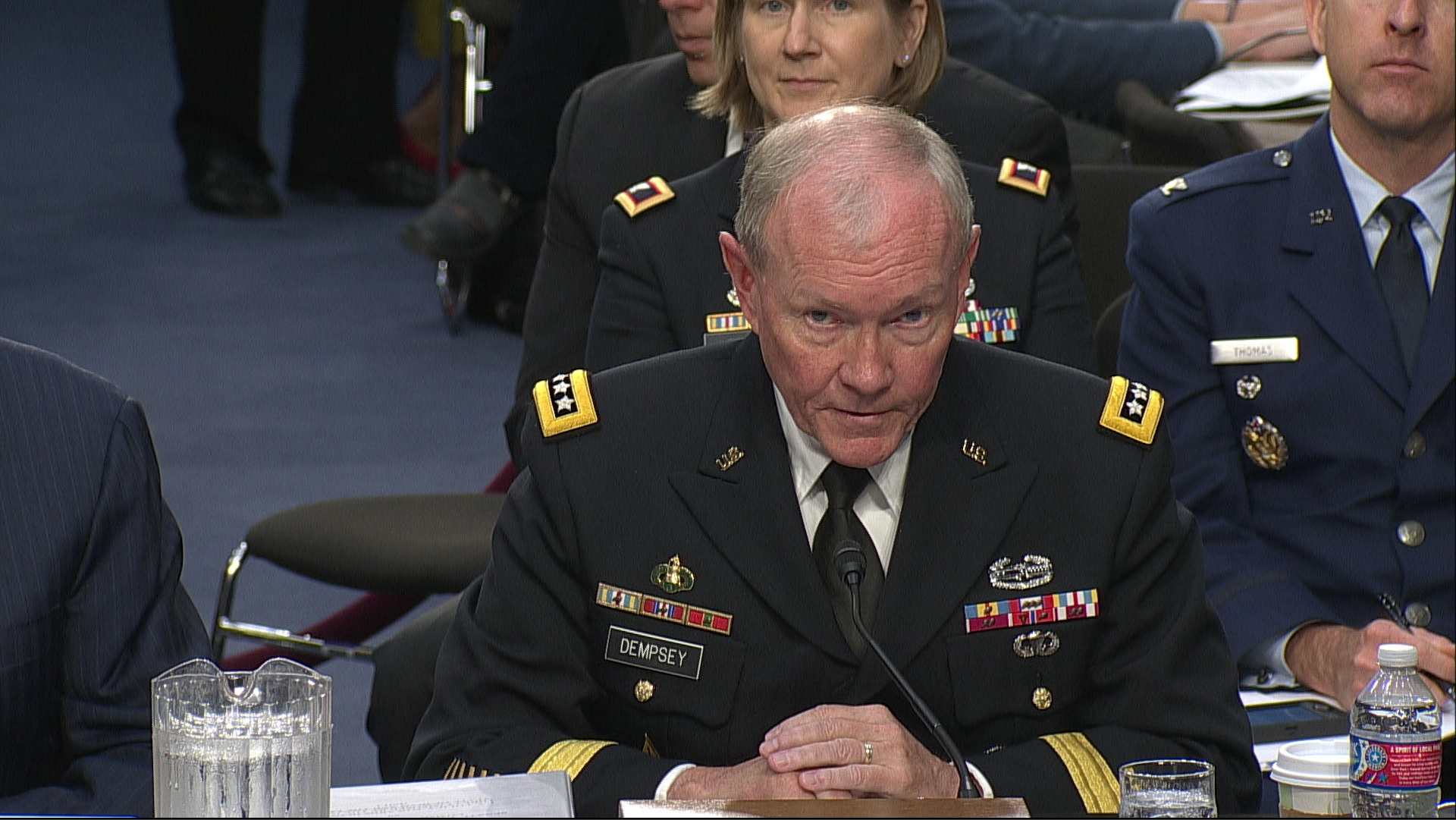 General Martin Dempsy