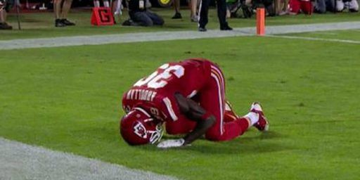 Chiefs Safety Husain Abdullah Penalized For End Zone Muslim Prayer?