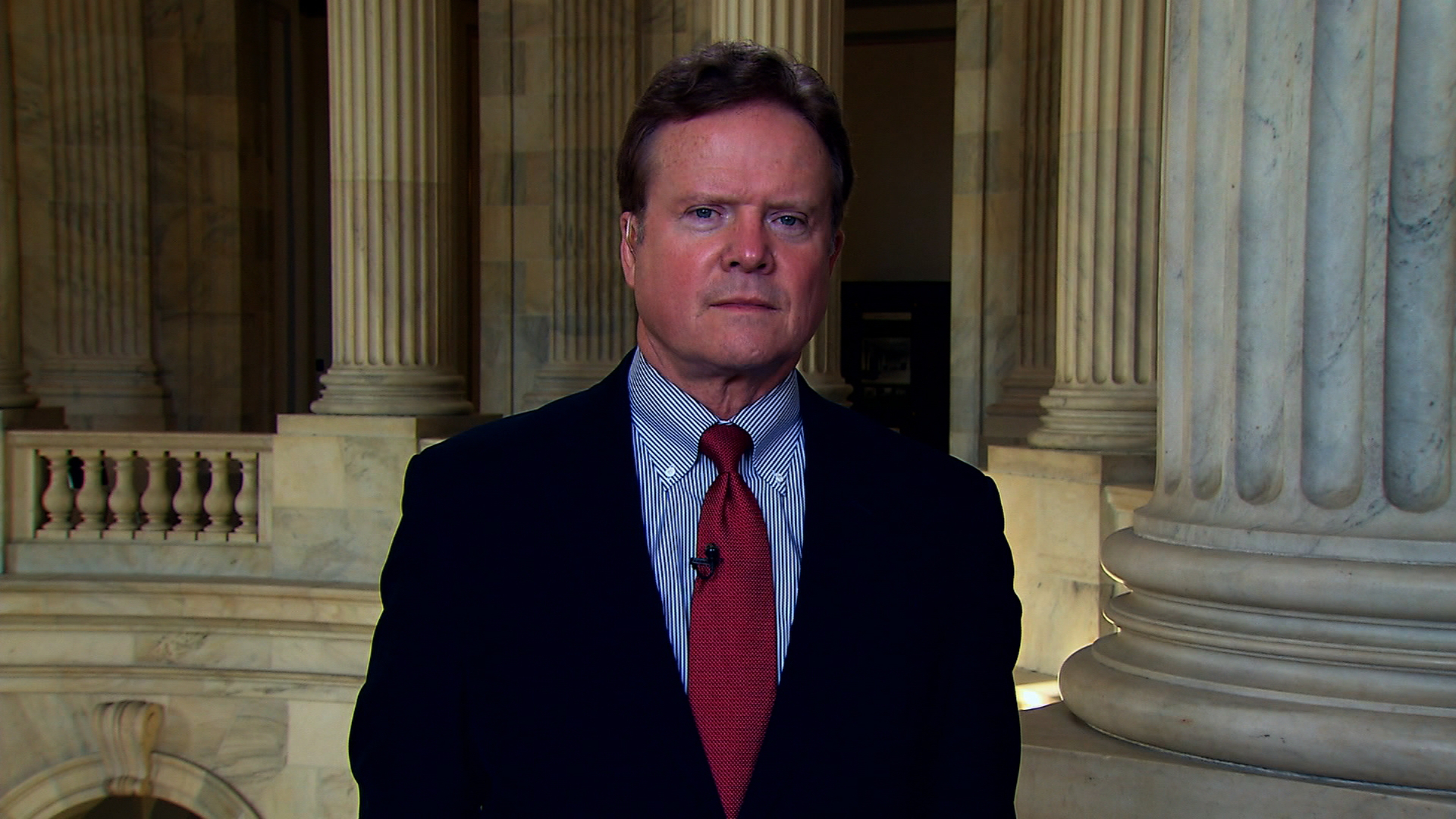 Sen. Jim Webb talks to CNN's John King about the political conflict in Libya.