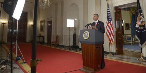 Obama's Flimsy Legal Case For War
