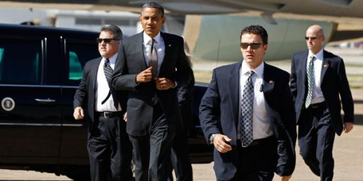 Secret Service Review Of Fence Jumping Incident Finds Multiple Failures