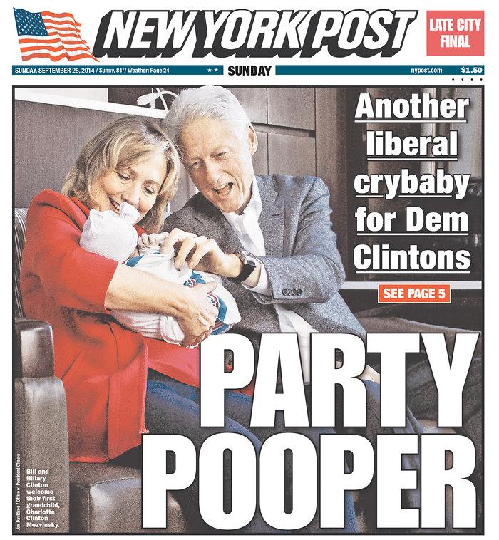 Post Clinton Baby