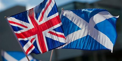 Final Election Eve Poll In Scotland Finds 'No' Leading By Six Points