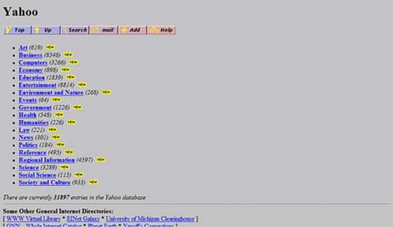 Yahoo-Directory